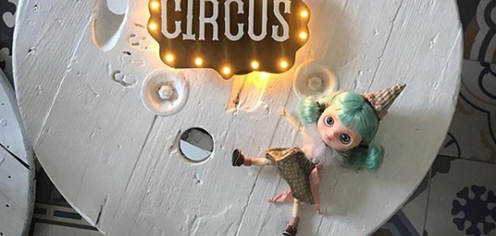 Congreso creativo de muñecas Blythe en Santander