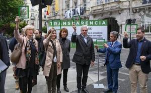 EL PRC se ofrece al Ayuntamiento de Santander para darle «lecciones de transparencia»