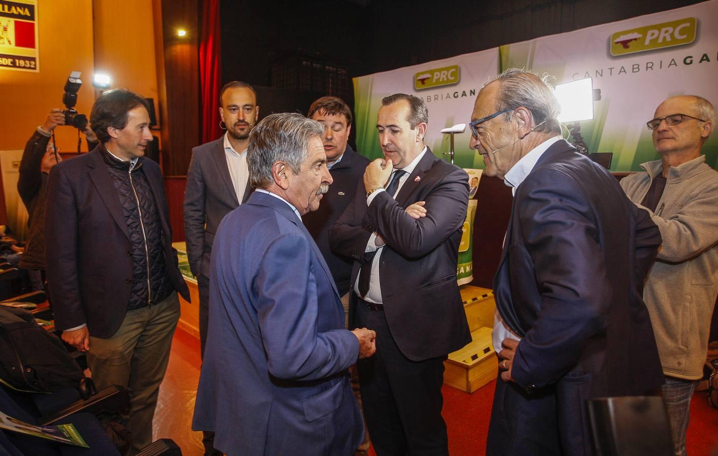 «Hemos hecho historia en Madrid y ahora toca ganar en Cantabria y en Torrelavega»