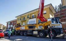 Las obras de la autovía generan malestar en Barreda