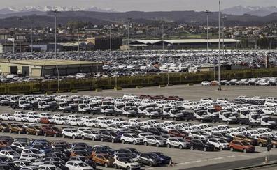 El Puerto invertirá 24,7 millones en un silo para almacenar 3.000 coches