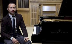 El pianista José Imhof trae a Santander 'Glass & Couperin'