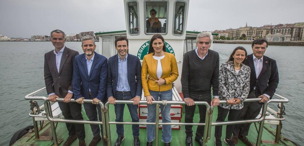 Los principales candidatos de Santander se enfrentan hoy en el debate de El Diario