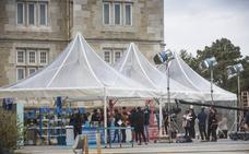 'MasterChef' emite el martes el programa grabado en el Palacio de la Magdalena