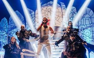 El Palacio de Festivales acoge el tributo 'We love Queen'