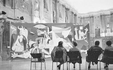 Picasso y 'Guernica': destino Santander