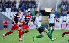 Recreativo, Fuenlabrada o Baleares será el rival del Racing en el play off