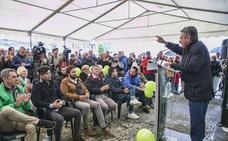 Revilla llevará al Congreso junto al PNV el ferrocarril de altas prestaciones con Vizcaya