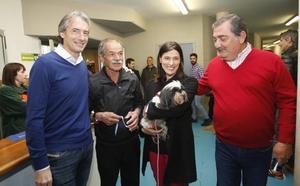 Gema Igual reconoce que el resultado va a ser apretado y llama a aglutinar el voto en Santander