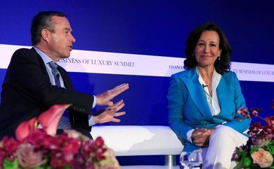 Ana Botín confiesa que «a veces es divertido» leer «qué se piensa» de ella en Twitter