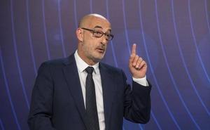 Álvarez se compromete a «ser claro» frente a la «opaca operación» de venta de Sidenor
