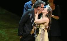 'La ternura' e 'Iphigenia en Vallecas' triunfan en los XXII Premios Max