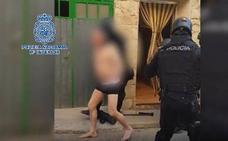 La Policía Nacional interviene 178 kilos de cristal y detiene en Castro al líder de una organización de narcos a gran escala