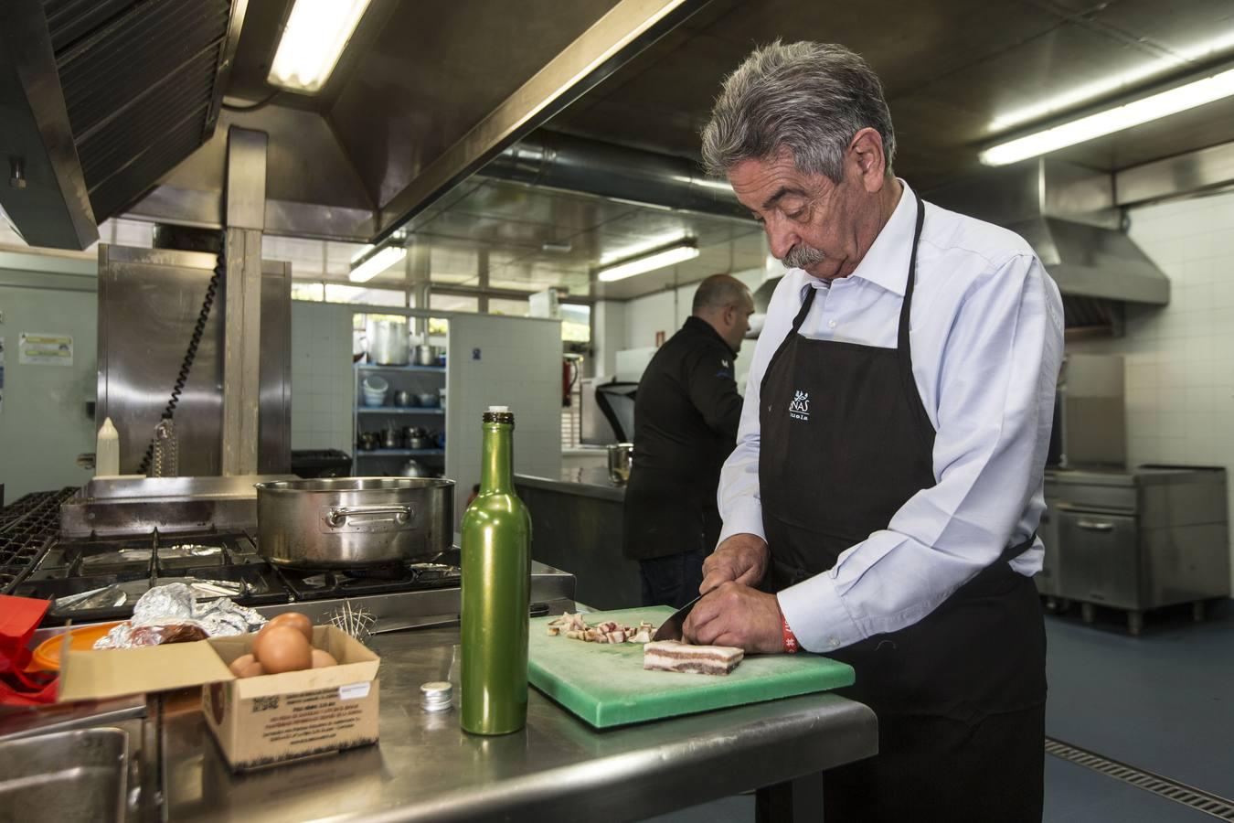 El PRC apuesta por un centro de referencia para potenciar la gastronomía de Cantabria