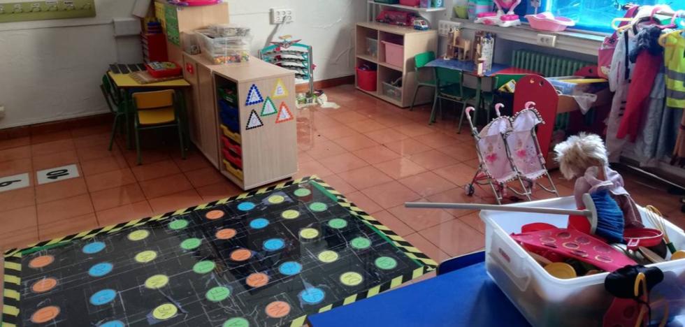 Los colegios Cardenal Cisneros y Antonio Mendoza reanudan sus clases tras las inundaciones