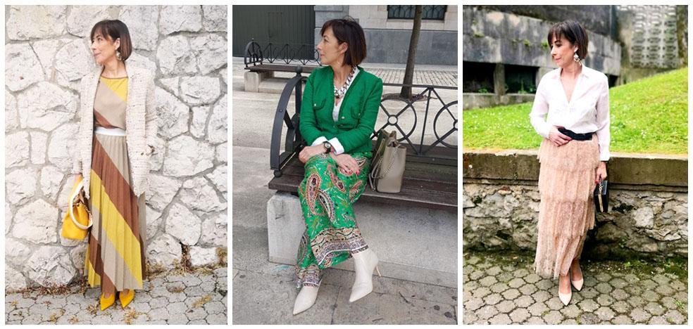 Las tendencias de primavera conquistan Cantabria