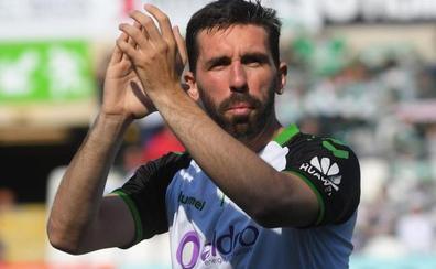 Figueras será baja ante el Atlético Baleares por una distensión del bíceps femoral