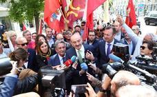 Mazón jura el cargo «por Cantabria y por España»