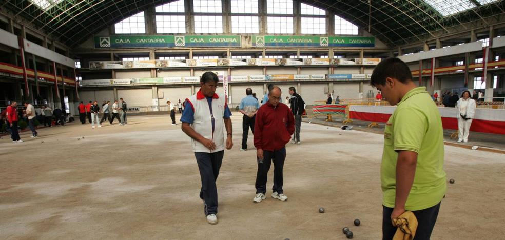 Torrelavega acogerá el Campeonato de España de Tripletas de Petanca
