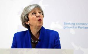 May abre las puertas a un segundo referéndum sobre el 'brexit'
