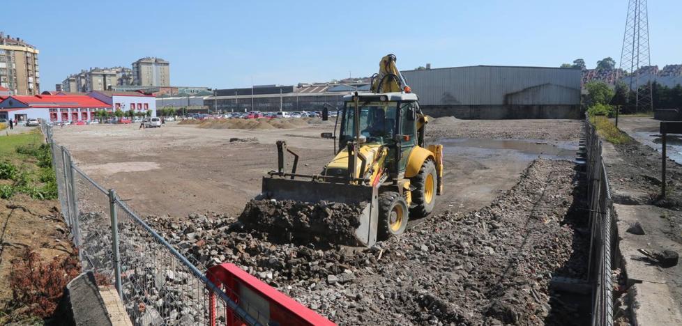 El nuevo aparcamiento junto a La Vidriera contará con 262 plazas