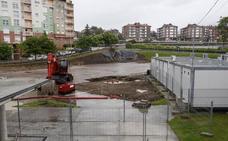 Comienzan las obras de mejora y ampliación del instituto Zapatón