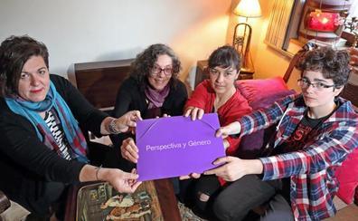Lucha feminista en Cabezón de la Sal