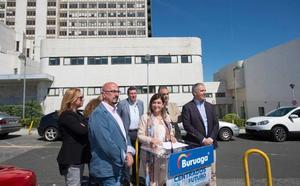 El PP propone crear un parque científico dedicado a la salud en el solar de la Residencia Cantabria
