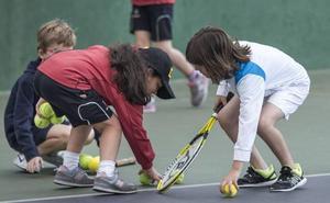 Cerca de 150 niños participarán en la IV Fiesta del Tenis