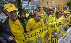 Los afectados por los derribos creen que «esta vez el Gobierno tampoco va a darnos la solución definitiva»