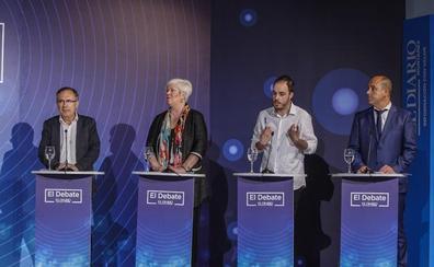 Debate íntegro de los ocho principales candidatos de Torrelavega