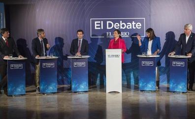 Los partidos, salvo el PP, niegan que el debate fuera un 'todos contra Gema'