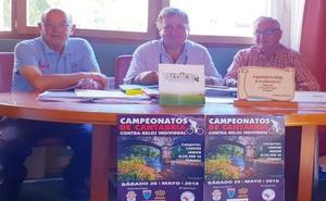 Ocho títulos se repartirán este sábado en Treceño en los Regionales de contrarreloj