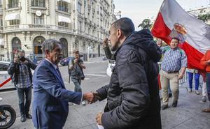 Revilla: «Se barrunta que el domingo toda España esté de rojo menos un cacho verde»