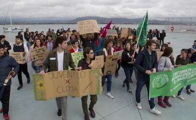 Los jóvenes marchan por el planeta