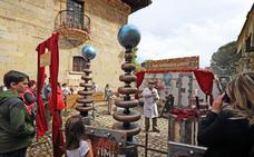 Bisóntere vuelve a Santillana con las propuestas de catorce compañías de cuatro países