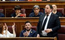 Junqueras, seguro de que la Eurocámara no lo suspenderá