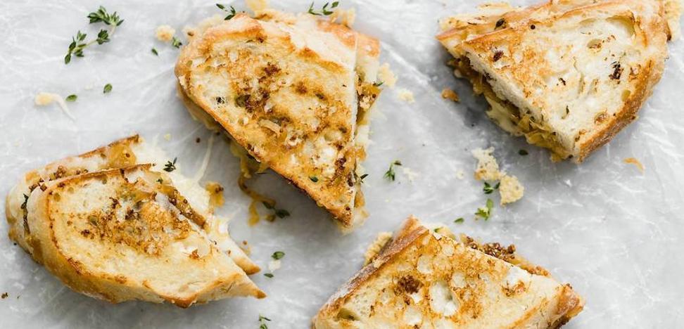 Dos sandwiches de pollo para alegrar la cena