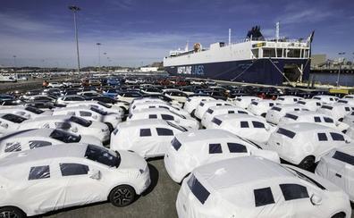 El Puerto toma ventaja a nivel nacional para la exportación de vehículos y maquinaria a Oceanía