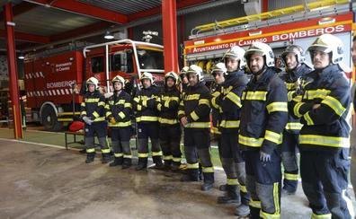 Los bomberos de Camargo prestarán servicio a los municipios del entorno