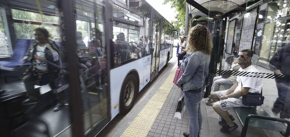 La línea 1 del TUS modifica su recorrido por obras desde el lunes