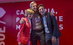 Zuloaga destaca «la importancia» de que el PSOE lidere el próximo Gobierno