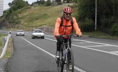 El carril bici entre Laredo y Ampuero no estará acabado antes de dos años