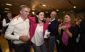 Gema Igual mantendría la Alcaldía con un pacto a la andaluza con Cs y el apoyo de Vox