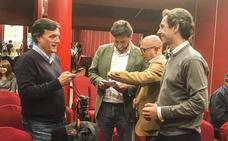 Cristóbal Palacio celebra el «objetivo cumplido de poder hacer política desde las instituciones»