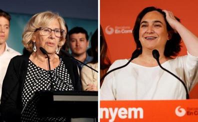Adiós a las alcaldesas del cambio