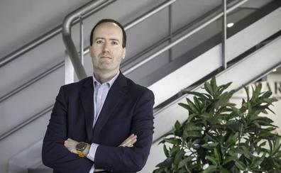 Javier Cavada, premio al Ejecutivo del Año en Europa