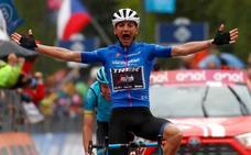 Carapaz saca más tiempo a Roglic y se acerca a la conquista del Giro
