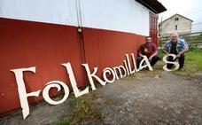 El Folkomillas se celebrará el fin de semana del 14 de junio