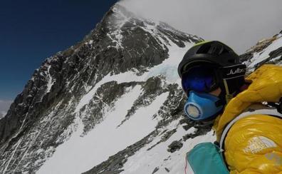 «Usar oxígeno embotellado en el Everest es trampa»